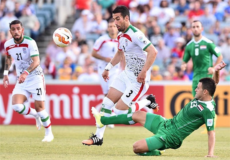 Iran Football Team Loses to Iraq in Friendly