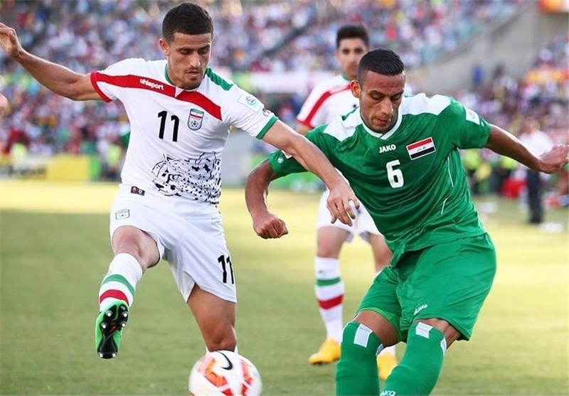 10-Man Iran Loses to Iraq in Penalty Shootout