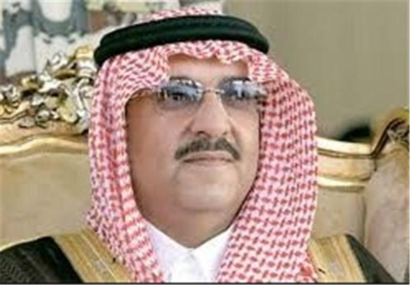 محمد بن نایف ولیاً لولی العهد السعودی