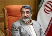 Iran's Interior Minister Meets Afghan, Pakistani Officials in Geneva