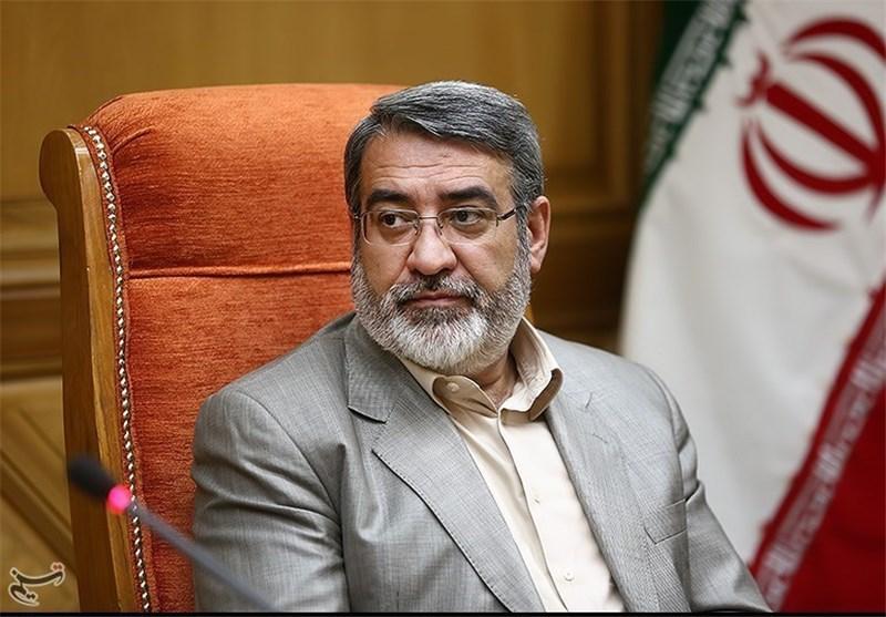 تقدیر وزیر کشور از عملیات موشکی سپاه علیه داعش