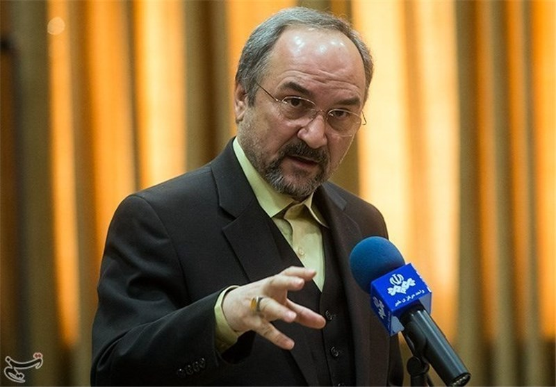 محمد خزاعی نماینده سابق ایران در سازمان ملل/ معاون وزیر اقتصاد