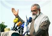 تهران| سردار نقدی: اقتصاد کشور با تغییر روابط خارجی شکوفا نمیشود
