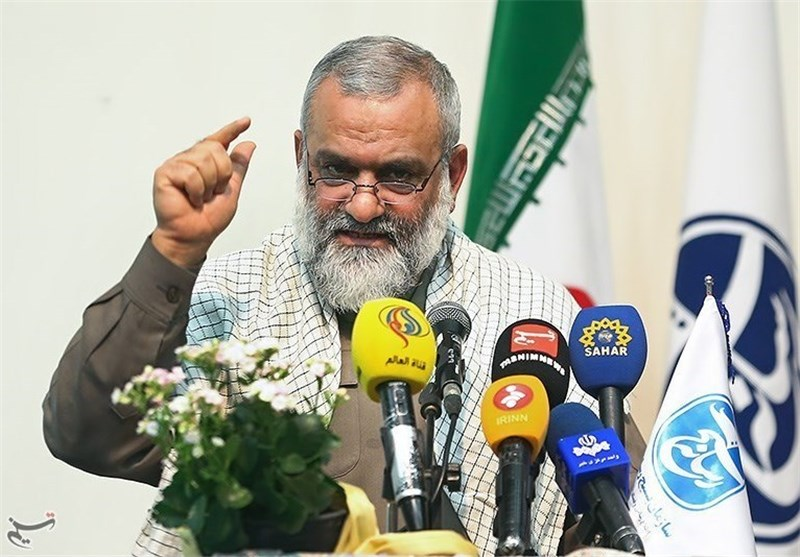 Iranian Commander Pokes Fun at Bibi's Congress Speech