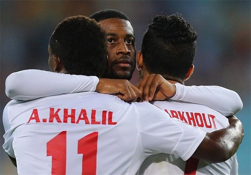 UAE Claim Asian Cup Third Place