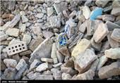 ریزش دیواره مقبره دانیال نبی (ع) - شوش