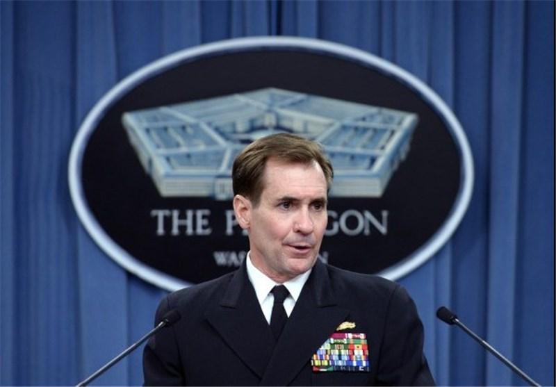 اول قوة عسکریة امریکیة تتجه صوب الشرق الاوسط لتدریب المجموعات الارهابیة فی سوریا