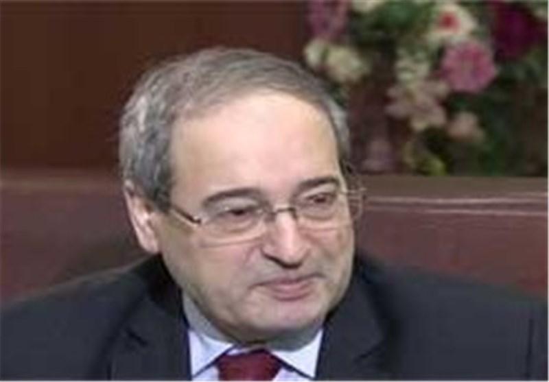 فیصل المقداد: سوریا کان البلد الأول الذی عانى من الإرهاب القادم من لیبیا