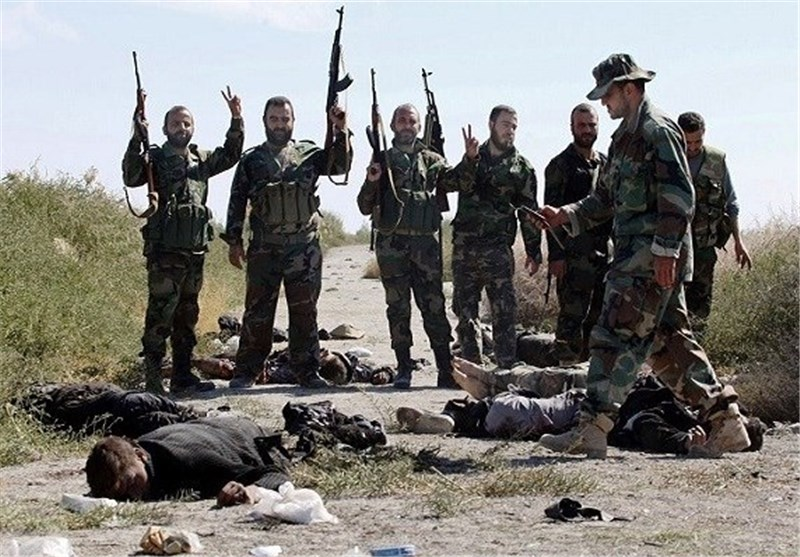 مقتل 30 مسلحاً من جبهة النصرة وأسر آخرین فی کمین للجیش السوری فی السویداء جنوب البلاد