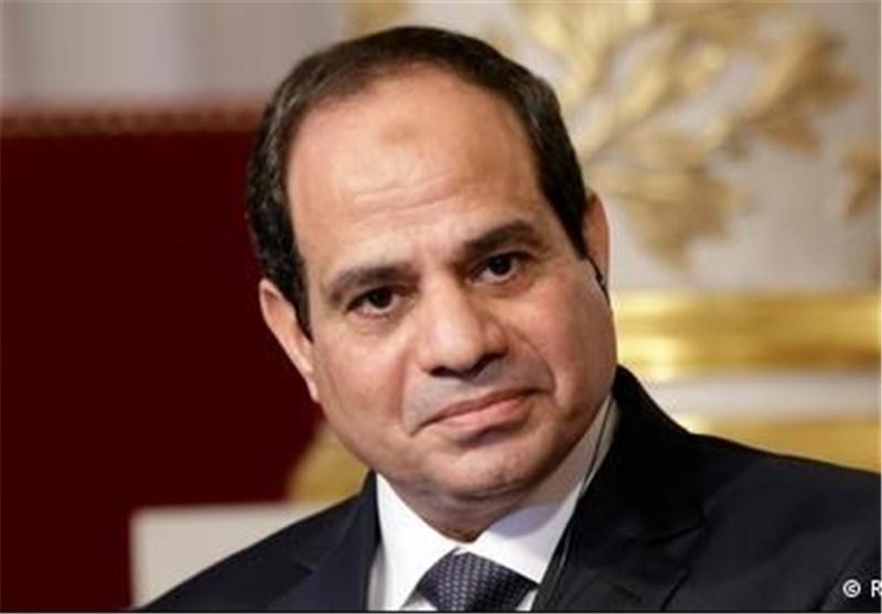 السیسی: فروپاشی مصر خطری بر امنیت اسرائیل است