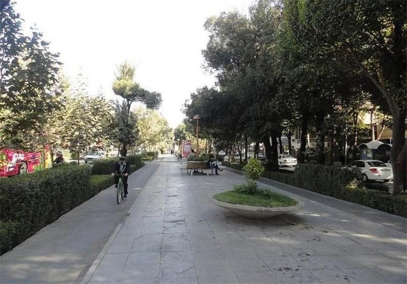 المانهای متناسب با بافت تاریخی اصفهان طراحی شود