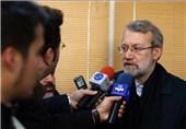 Larijani Highlights Expansion of Iran-Georgia Economic Ties