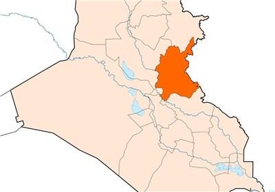 بستهشدن گذرگاه نفوذ داعش به استان دیالی عراق/ کشف مقر داعش در صحرای الانبار