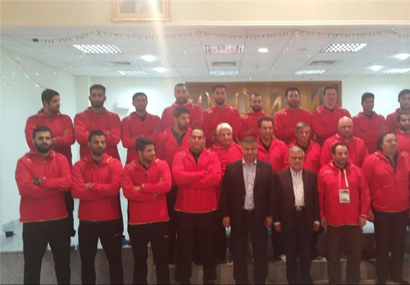 World Handball Championship: Iran Beats Saudi Arabia to Finish 21st