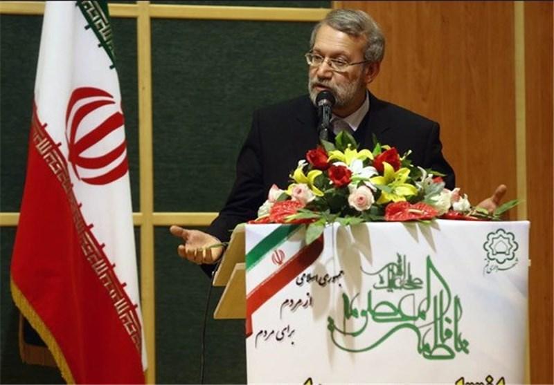 Iran's Larijani: Parliament Not to Interfere in Nuclear Talks