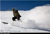 تفریحات زمستانی در ارتفاعات سپیدان- فارس