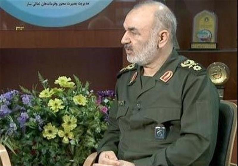 نائب قائد الحرس الثوری : لایران والمقاومة رد استثنائی على اعتداءالقنیطرة وسنُفعِّل جبهات جدیدة ونوجدتوازن قوى جدید