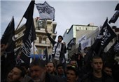 Palestinians Demonstrate in Gaza against UN Cuts of Aid