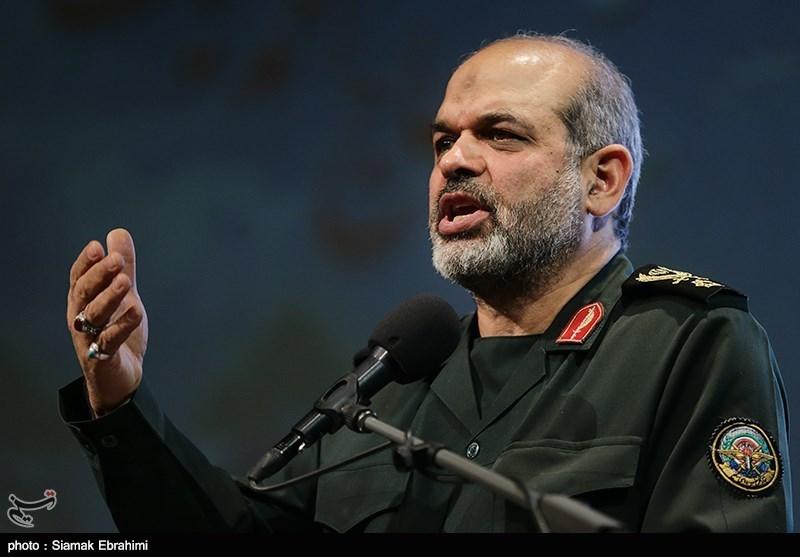 سردار وحیدی در اصفهان: گام دوم نشان دهنده حرکت تکاملی جریان انقلاب است