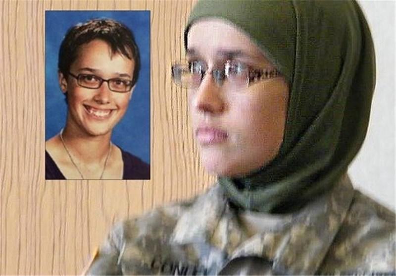"""القضاء الأمریکی یصدر حکما بالسجن 4 سنوات على شابة التحقت بـعصابة """"داعش"""" الارهابیة"""