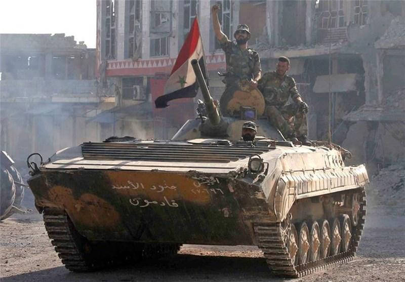 """الجیش السوری یحکم سیطرته على """"کفیر یابوس"""" فی الزبدانی بریف دمشق"""