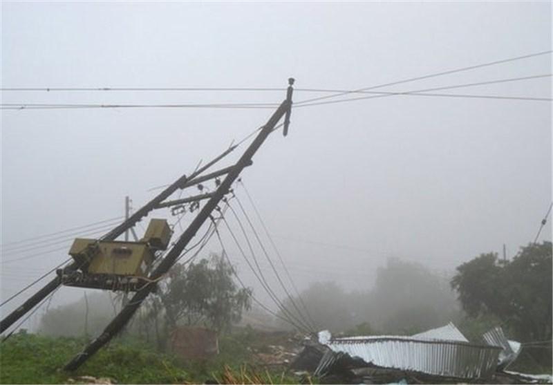 بارش باران در آنگولا بیش از 60 کشته برجای گذاشت