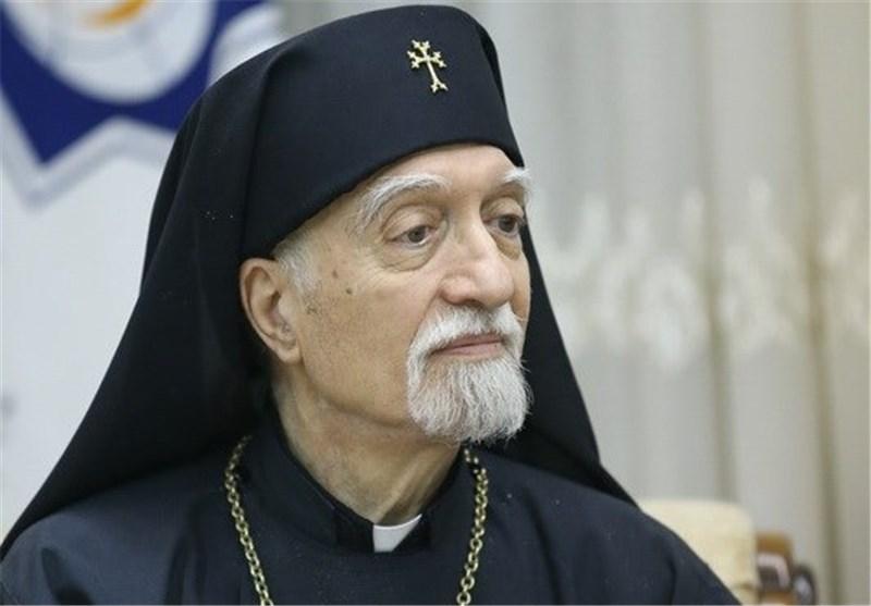 Armenian Patriarch Deplores Desecration of Prophet Muhammad