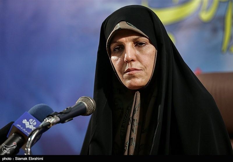 شهیندخت مولاوردی معاون رئیسجمهور در امور زنان و خانواده