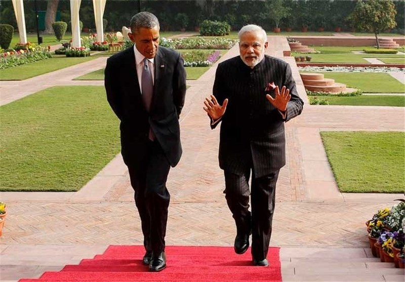 Obama Declares Nuclear 'Breakthrough' during India Trip