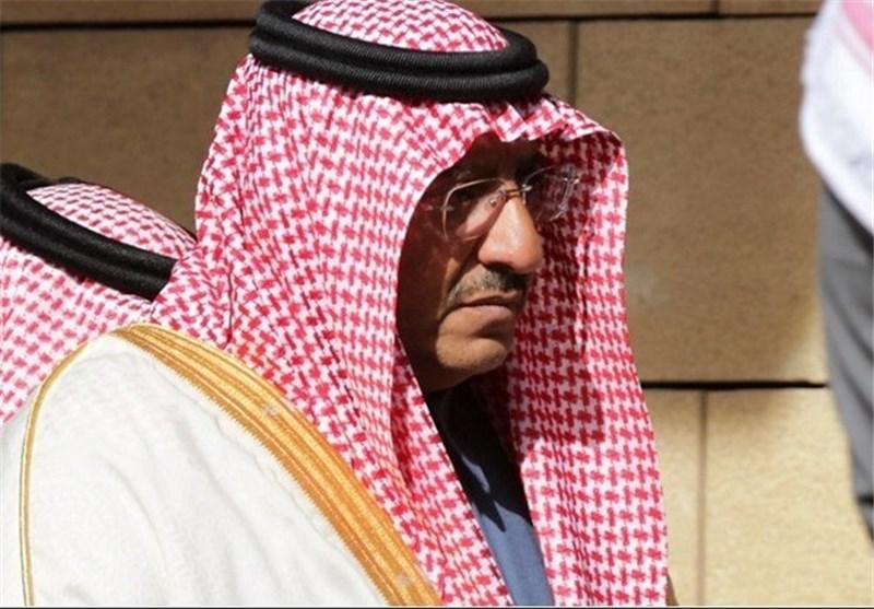 محمد بن نایف معاون ولی عهد عربستان
