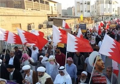 الشعب البحرینی یجدد مسیرة العهد مع الشیخ علی سلمان ویتحدى بطش آل خلیفة + صور