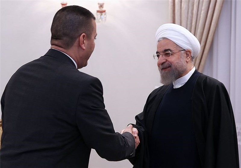 President Rouhani: Israeli Occupation Root Cause of Regional Problems