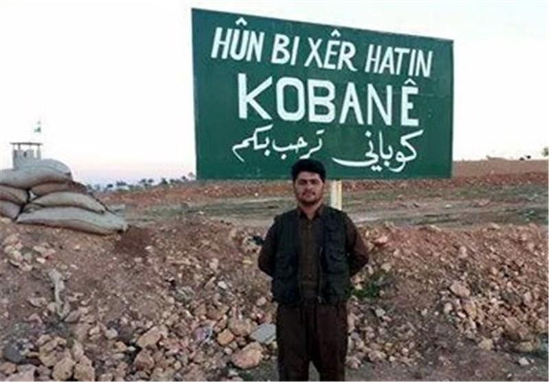 Oğul Talabani Salih Müslim'le Kobani'de Bir Araya Geldi