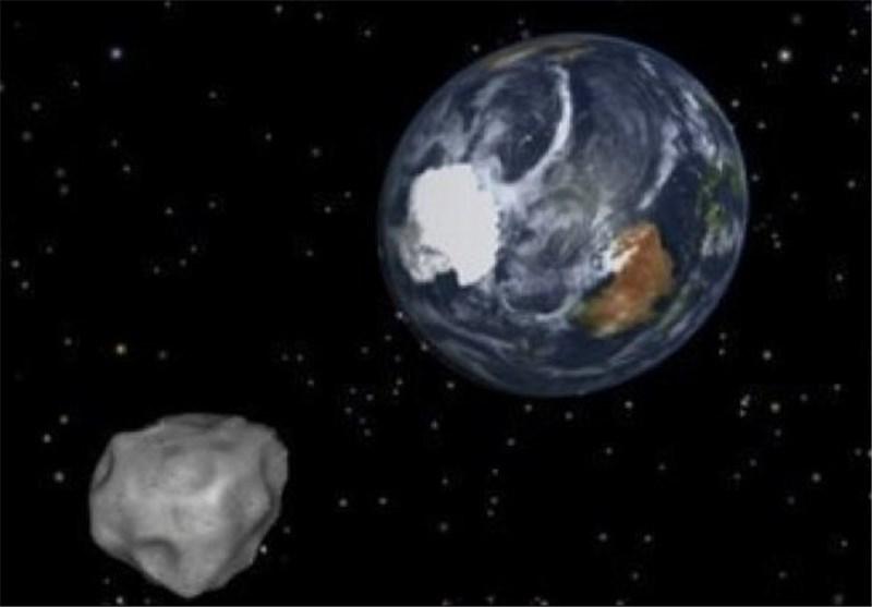کویکب ضخم یمر قرب الأرض اللیلة دون أن یشکل أی خطر