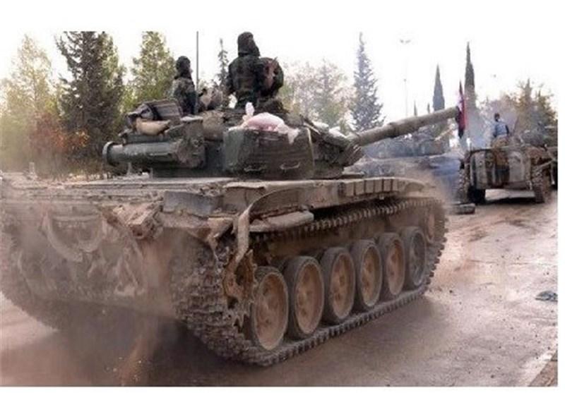 الجیش السوری یستعید السیطرة على قریة یابوس عند الحدود مع لبنان