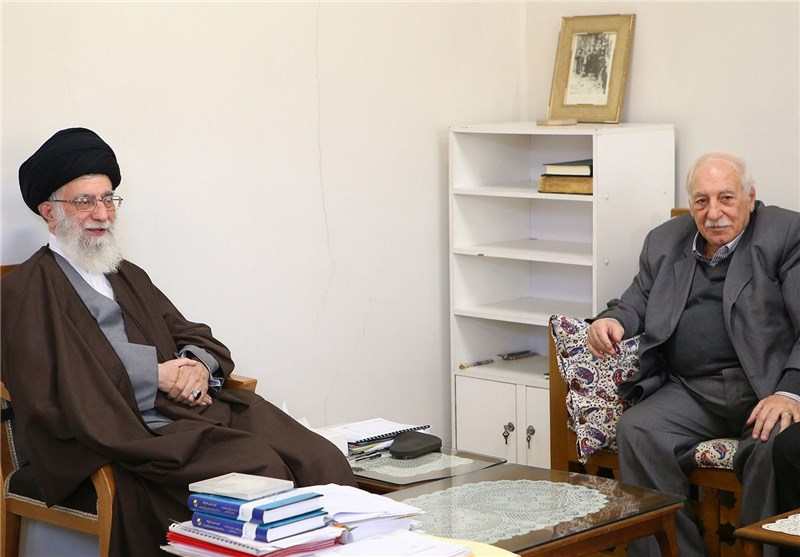 Iran Resolved to Support Palestinian Cause: Supreme Leader