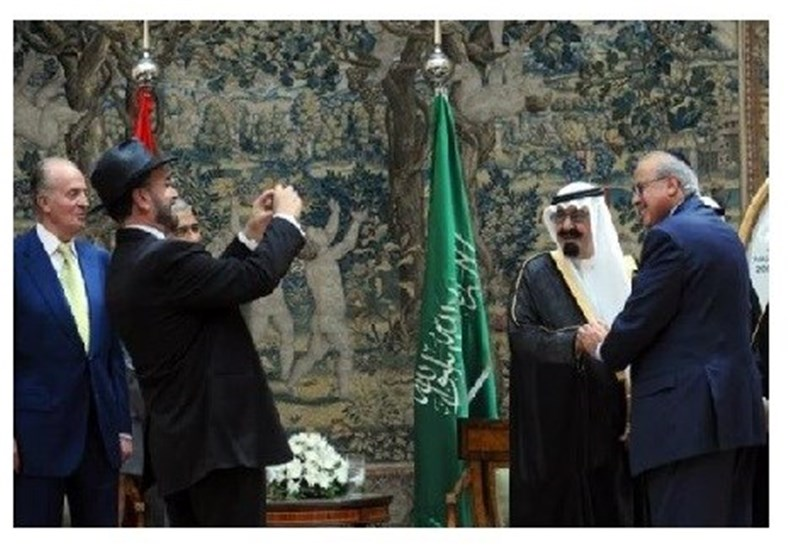کیان الاحتلال الصهیونی فی برقیة تعزیة رسمیة الى أل سعود : وفاة الملک عبد الله خسارة کبرى