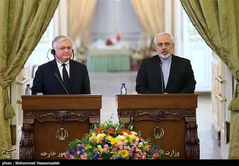 Iran Favors Peaceful Settlement of Karabakh Conflict