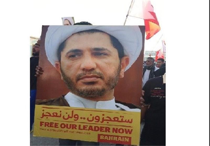 تصاعد وتیرة الاحتجاجات السلمیة فی البحرین عشیة محاکمة الشیخ علی سلمان + صور