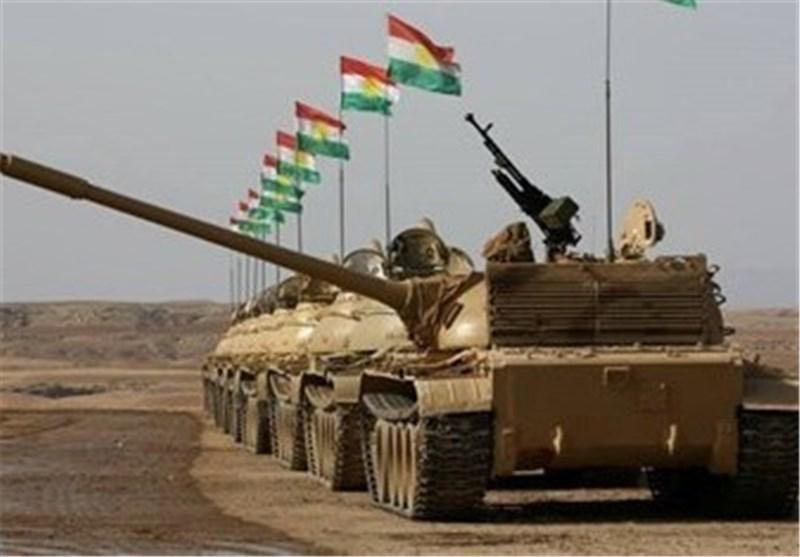 """الوحدات الکردیة تبدأ عملیة تحریر الریف الغربی لمدینة """"عین العرب"""" شمال سوریا"""