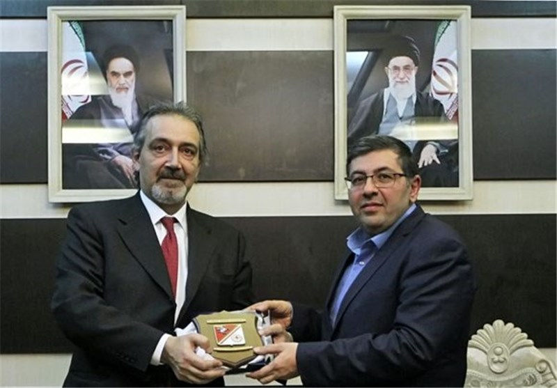 Iran, Italy Discuss Cooperation in Relief, Rescue Operations