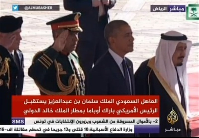 Obama in Riyadh for Strategic Talks with New King
