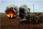 حمله توپخانه ای ارتش اسرائیل به خاک سوریه