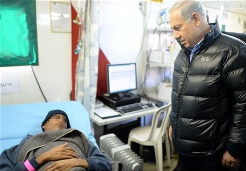 الکیان الصهیونی یواصل نقل الإرهابیین من سوریا إلى مستشفیاته