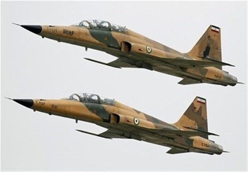 مقاتلات اف-5 ایرانیة