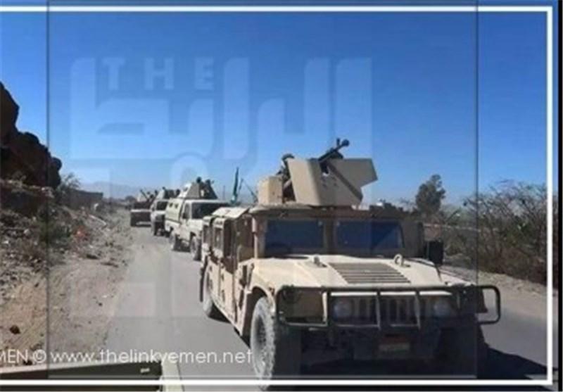 الجیش الیمنی یصل إلى مقربة من محافظة مأرب استعدادا لدحر العناصر التکفیریة