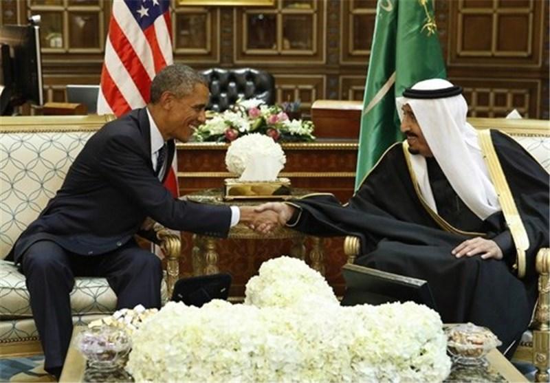 الملک السعودی الجدید لأوباما : لا ینبغی السماح لإیران بامتلاک سلاح نووی