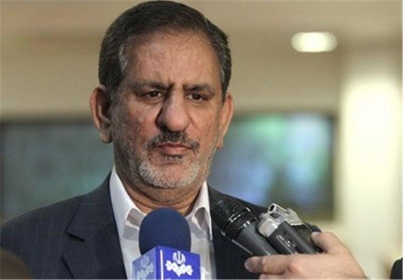 جهانغیری: الصهاینة عملوا منذ البدایة علی نسف العلاقات بین طهران والغرب