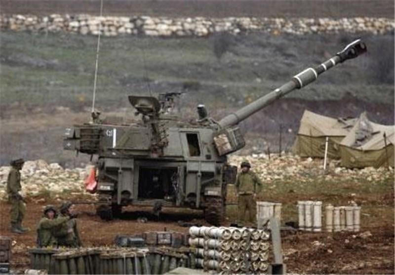 اسرائیلی فوج کی غزہ پر راکٹوں اور توپ کے گولوں سے بمباری