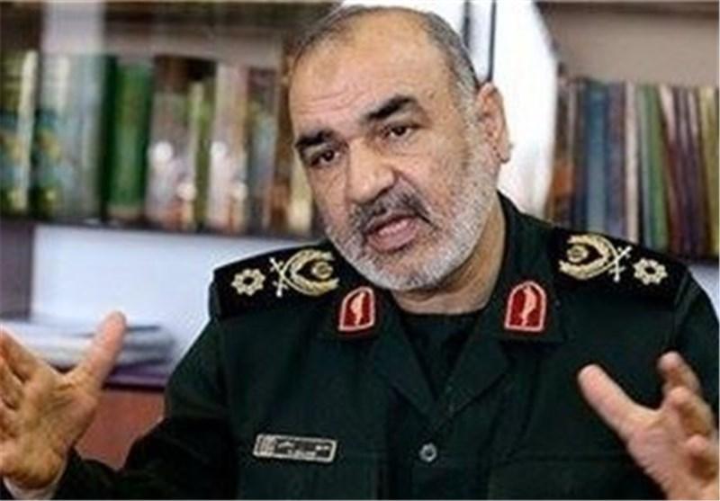 العمید سلامی: سیصاب الصهاینة بالأرق لقتلهم ابنائنا
